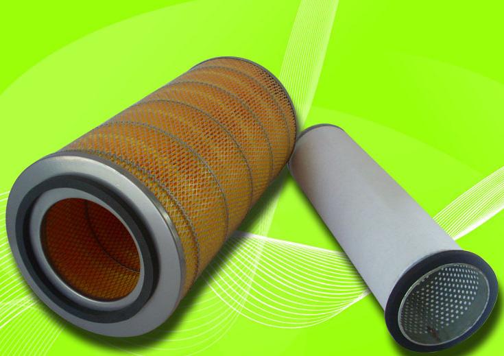 空气滤芯, 过滤器