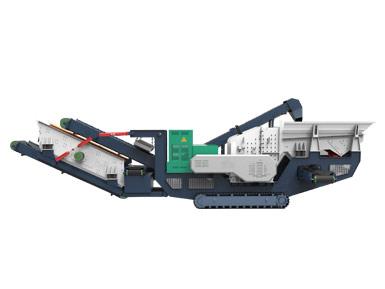 履带式移动破碎机价格及生产厂家