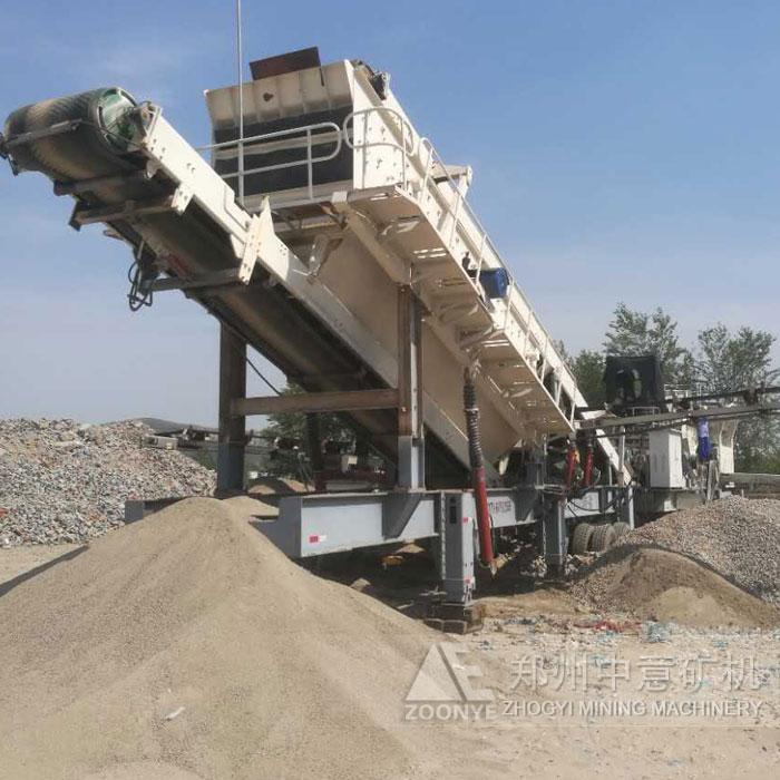福建建筑垃圾处理设备 钢筋混凝土粉碎机厂家