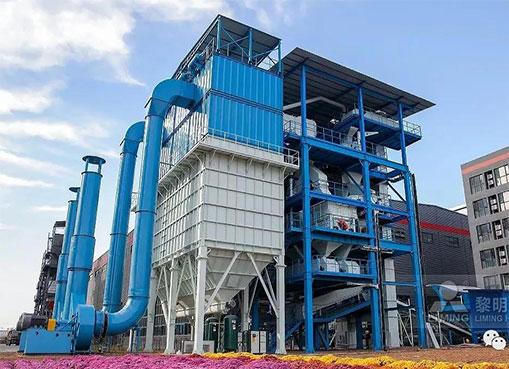 VU干法制砂生产系统