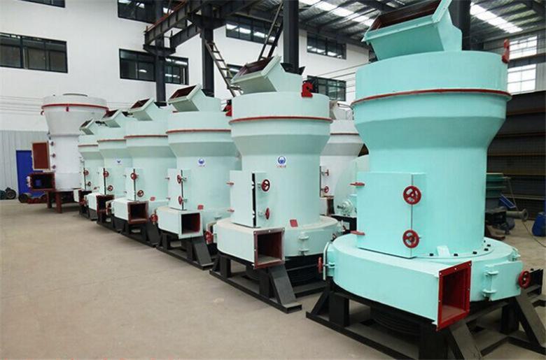 雷蒙磨粉机产品性能