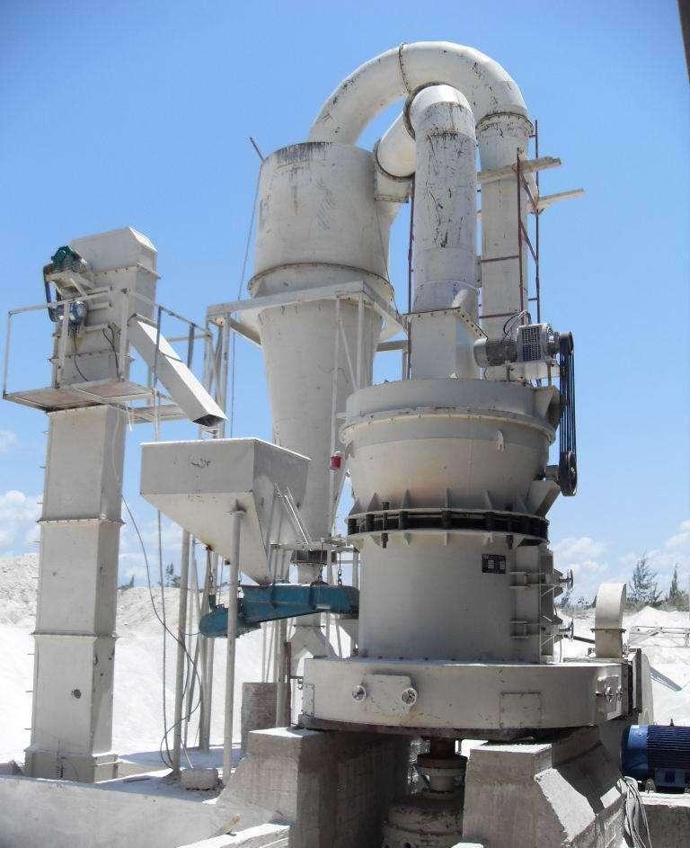 立式磨粉机生产线设备 青岛立式磨粉机生产厂家