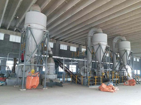专业生产雷蒙机、雷蒙磨、立式磨等矿山粉末加工机械设备的企业