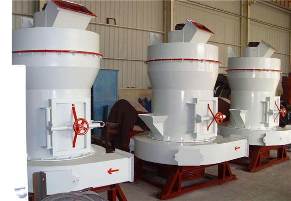 环保高效雷蒙磨粉机 青岛鲁琦专业雷蒙磨粉机厂家