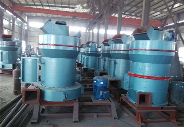 雷蒙磨粉机磨辊 雷蒙磨价格 雷蒙机产量
