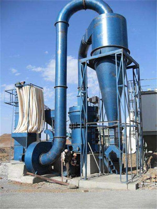 环保雷蒙磨粉机 青岛雷蒙磨 节能量产