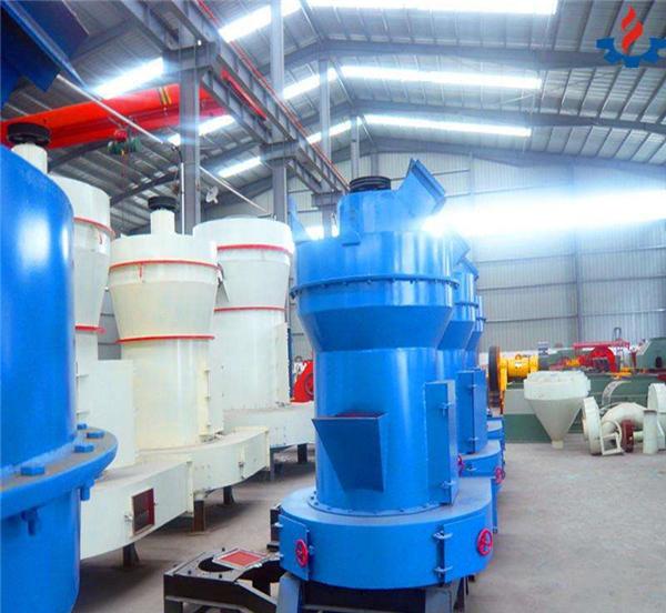 各种大中小型雷蒙磨粉机 青岛鲁琦雷蒙磨专业生产厂家