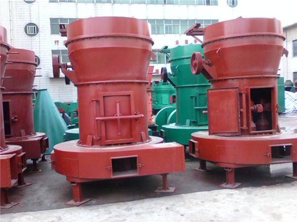 新型磨粉设备 矿石磨粉机 桂林雷蒙磨粉机