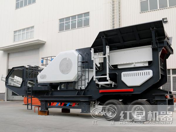 时产200/300吨的小型冲击式破碎机哪种制砂效果好,价格多少?ZQ79