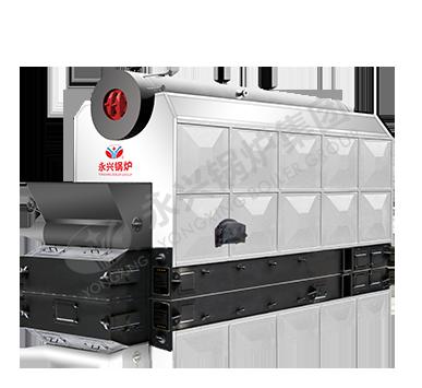 600kg生物质蒸汽锅炉