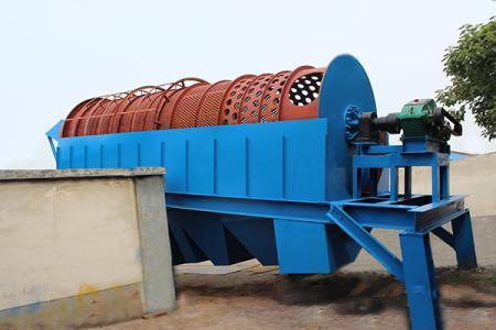 滚筒筛-倾斜滚筒筛厂家供应-原理应用结构规格