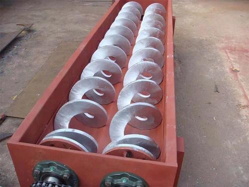 粉煤灰螺旋输送机