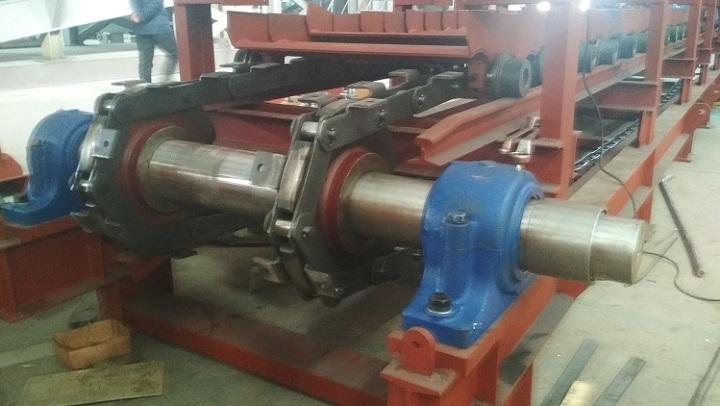 板式给料机传动装置设计和制造要求说明