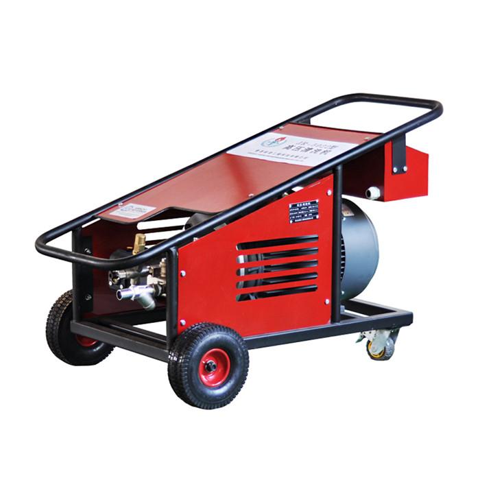 炬荣冷水除锈高压清洗机 工业高压清洗机 喷砂除锈机