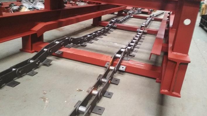 板式输送机组成部分之五:链条