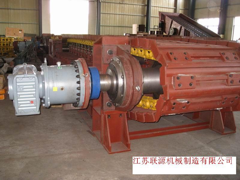 江苏联源板式给料机在煤炭行业的应用