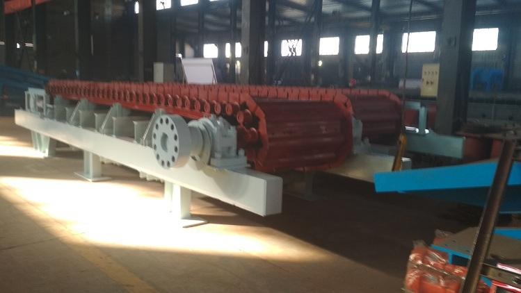 冶金行业专用输送机-板式喂料机