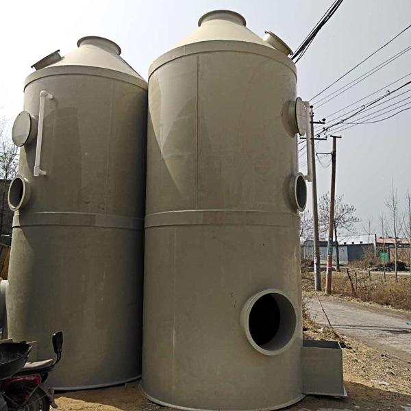PP废气喷淋净化塔