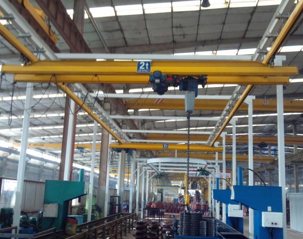 KBK柔性起重机-河南省时代输送设备有限公司