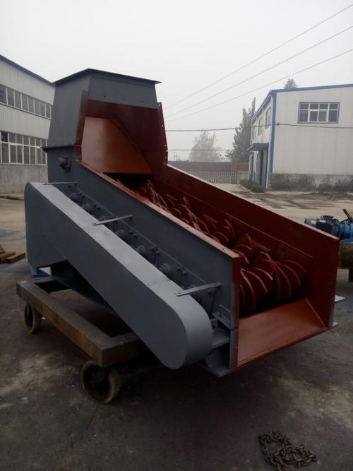 碎煤波动筛煤机生产厂家直销价格优惠