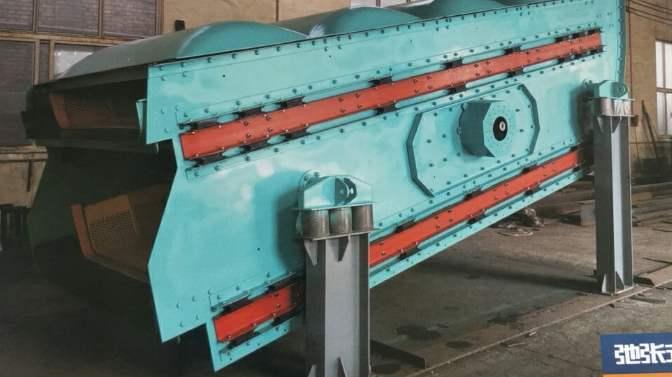 弛张筛-焦炭粉矿用弛张筛生产厂家-详细讲解操作作用价格