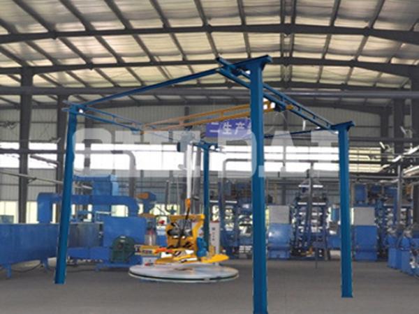 刚性KBK轨道自立式起重机-河南省时代起重机械有限公司