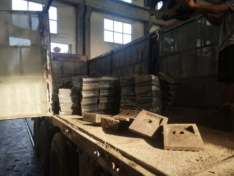 棒磨机衬板 棒磨机高锰钢衬板 棒磨机衬板厂家