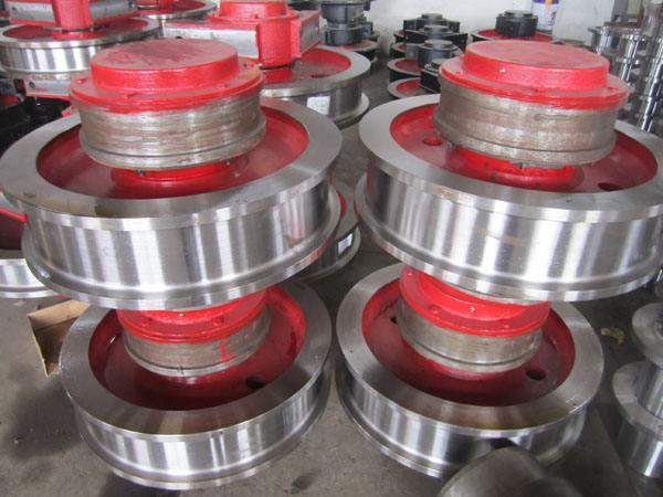 起重机配件生产厂家 车轮组价格型号及报价