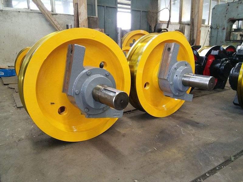 车轮组的技术条件  车轮组产品结构及工作原理