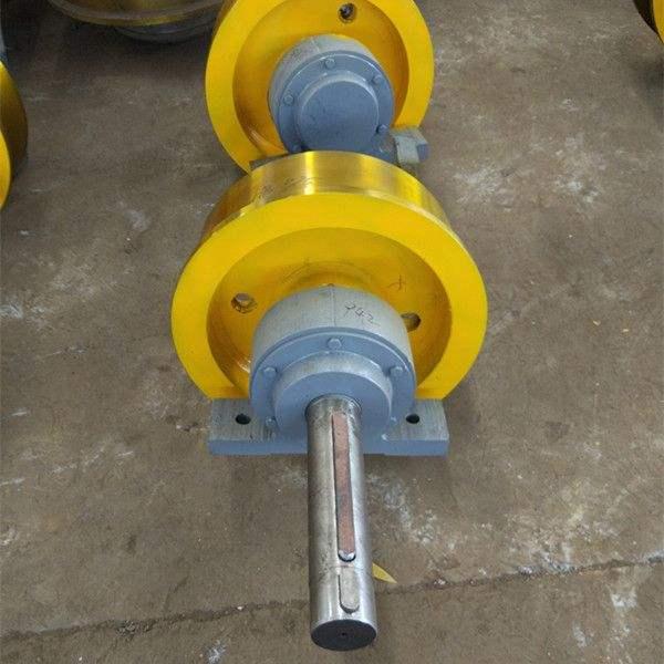 河南车轮组生产厂家 起重机配件供应