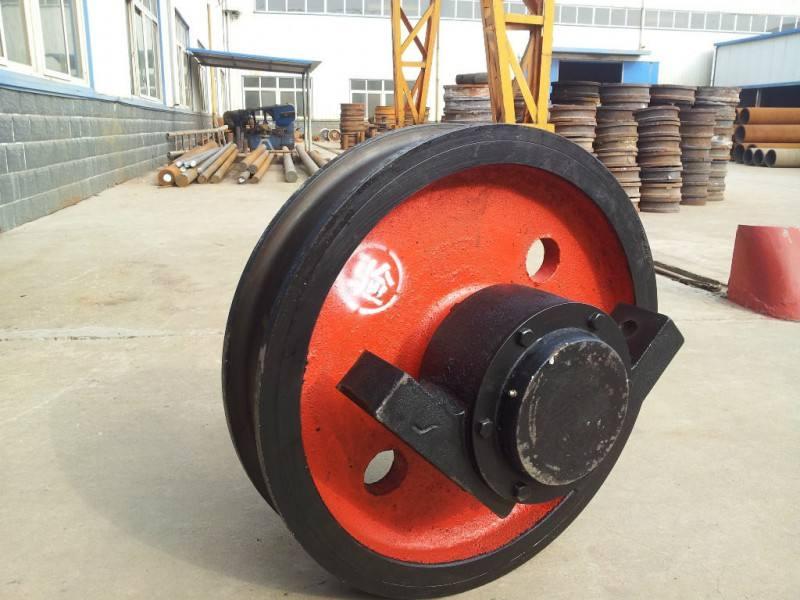 车轮组 滑轮组专业生产厂家  河南车轮组供应商