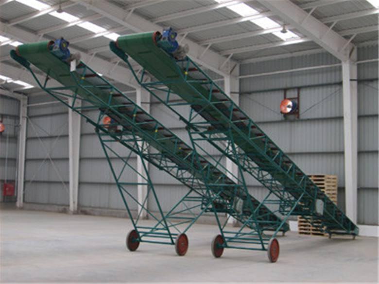 郑州移动皮带输送机厂家