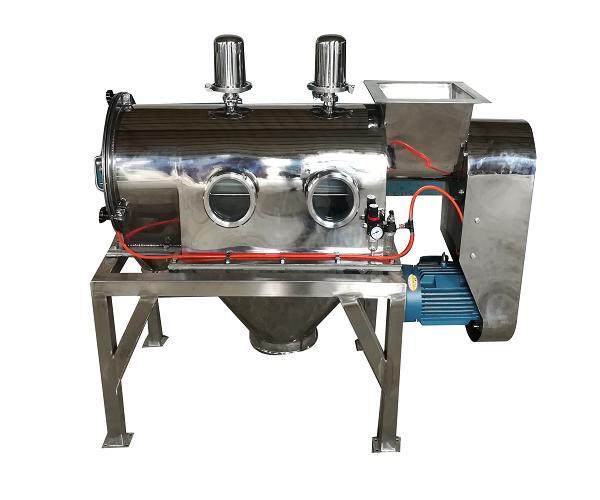 生物粉末气流筛分机生产厂家直销价格优惠