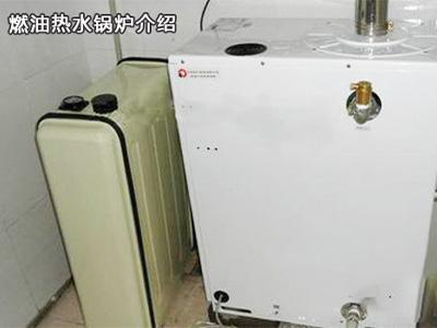 燃油热水锅炉 356st