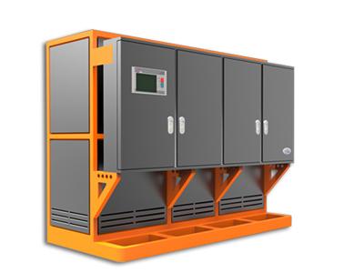 DCR电磁热水锅炉