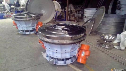 过氧化锶直排式振动筛生产厂家直销价格优惠