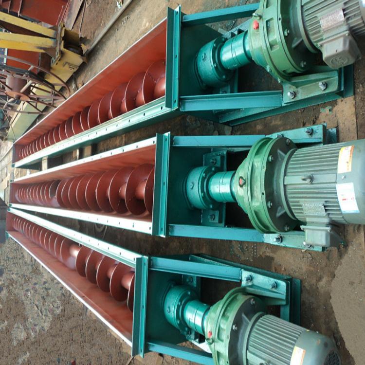 素水泥浆螺旋输送机