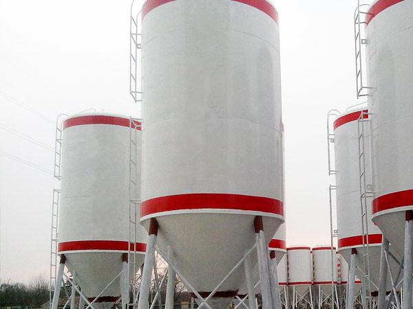 太原干粉砂浆储料罐