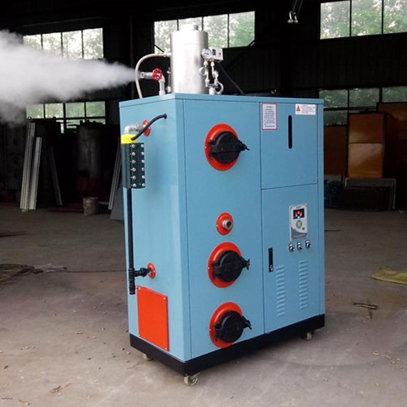 蒸发量1吨生物质蒸汽发生器