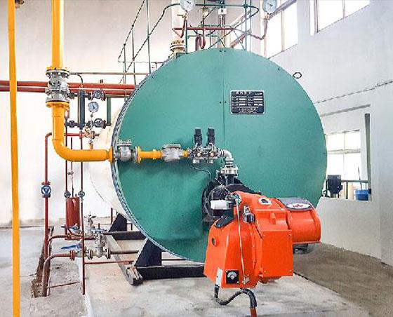全自动燃油热水锅炉