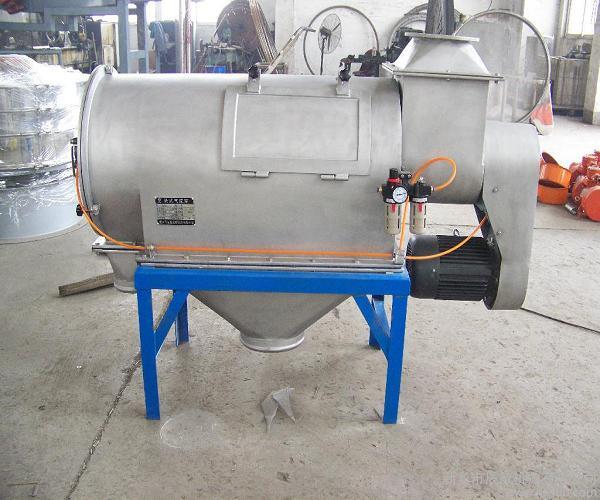 硫脲气流筛分机