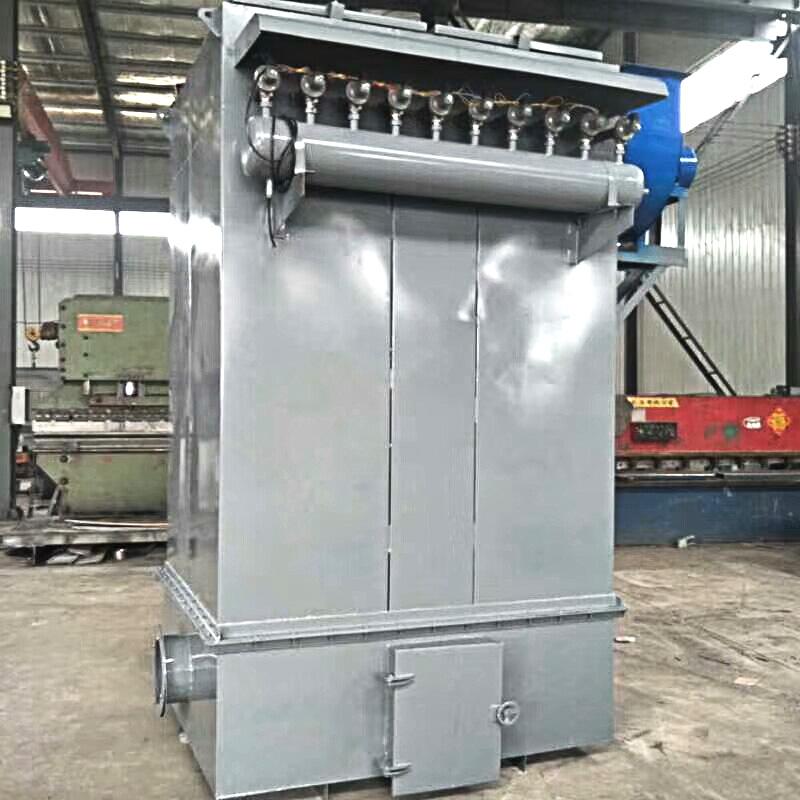 DMC型单机脉冲布袋除尘器