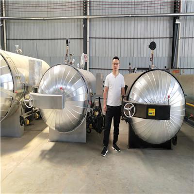 蒸汽定型机
