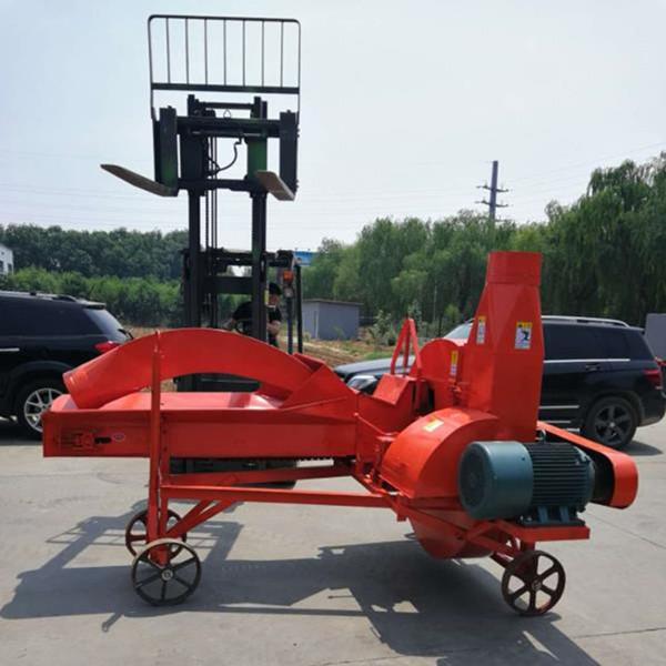 玉米秸秆切草机 可改装拖拉机动力