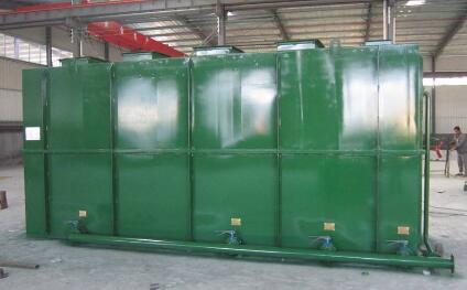 美丽乡村建设村庄污水处理设备小区住宅别墅社区污水处理设备生活废水处理设备厂家价格型号