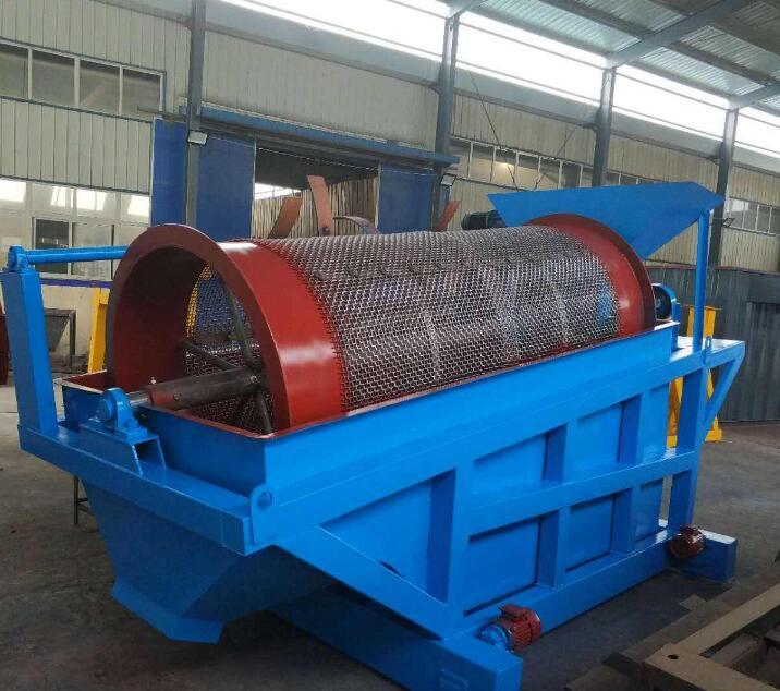 滚筒筛-化工滚筒筛生产厂家-价格优势型号图纸