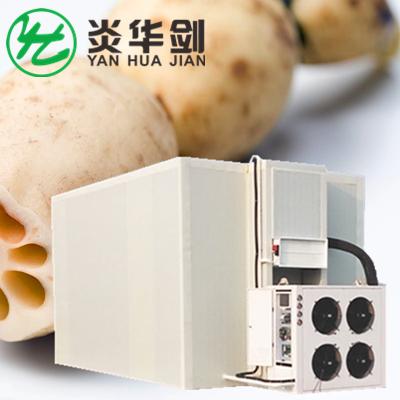 莲藕烘干机空气能烘干设备