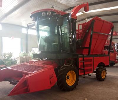养殖青饲料收获机,青贮玉米收割机加工车间