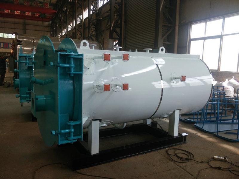 小型燃气热水锅炉