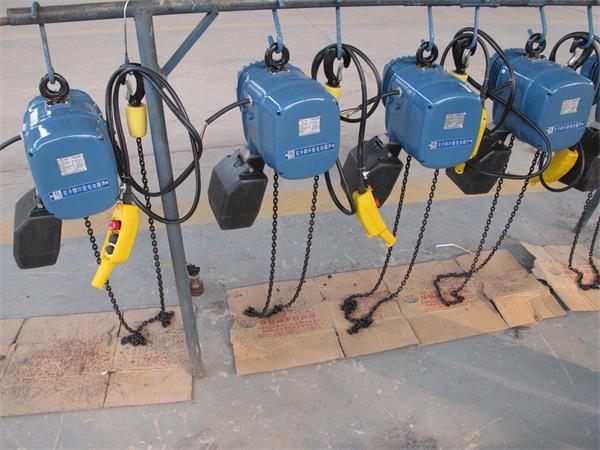 PK型环链电动葫芦-河南省时代输送设备有限公司